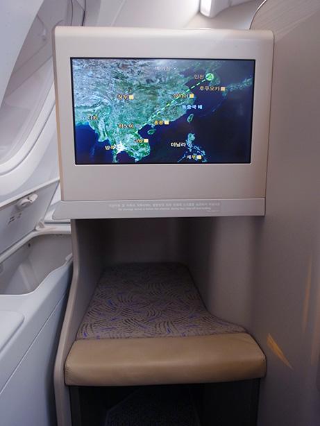 アシアナ航空 A380 ビジネスクラス