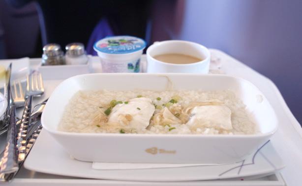 タイ航空 A380 ビジネスクラス